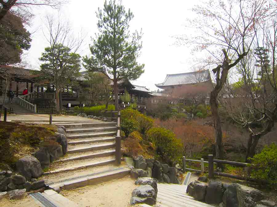 Tofukuji Zen Garden panorama, photo by Wieslaw Sadurski